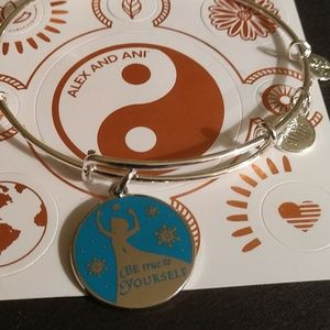 """ALEX AND ANI DISNEY 2016 RETIRED """"BE TRUE..""""  NWOT"""